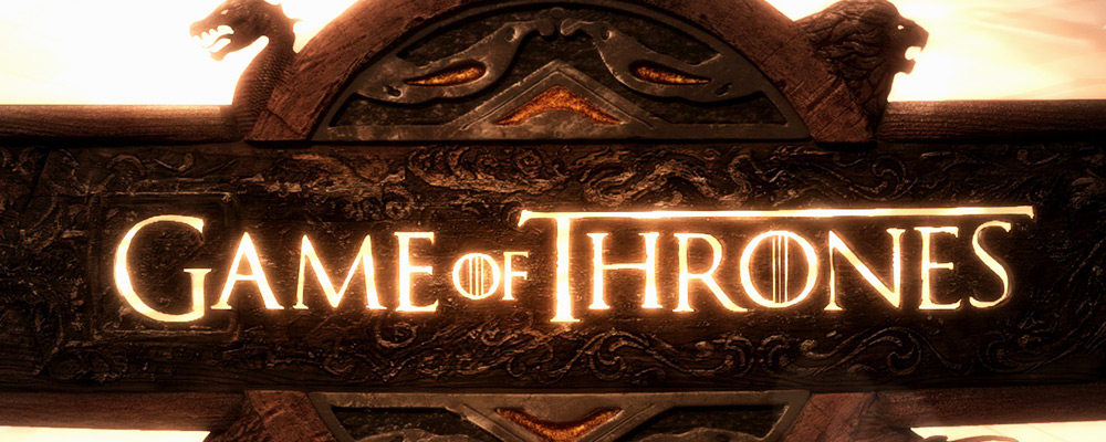 Game of Thrones title